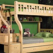精美的儿童床整体图