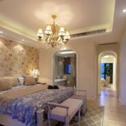 精致的卧室设计图