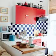 精致的厨房整体设计