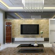 现代欧式客厅吊顶设计