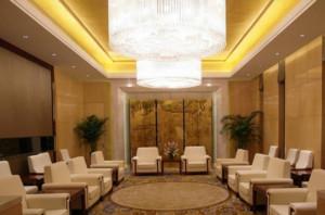 现代会议室整体设计