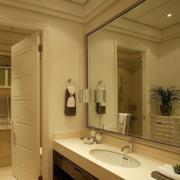浴室背景墙设计图