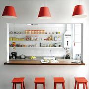 厨房背景墙整体图