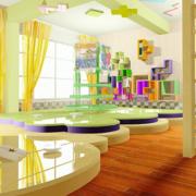 现代精致的幼儿园设计