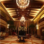 唯美酒店整体设计