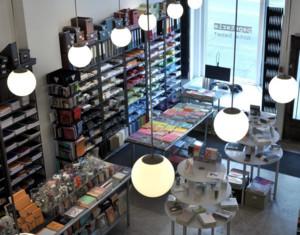 文具店整体设计