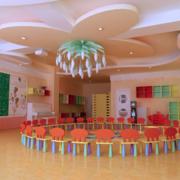 幼儿园设计背景墙图