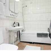 唯美的浴室图