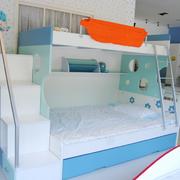 唯美的儿童床设计