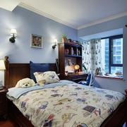 精致的卧室飘窗设计