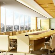 会议室飘窗设计