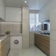 厨房设计整体模板