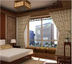 现代窗帘设计图