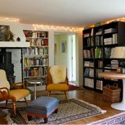 精致书房整体图