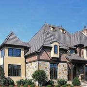 精美的别墅外景图