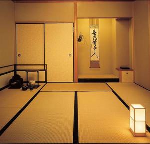 大户型韵味十足的日式榻榻米卧室装修效果图
