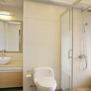 现代卫生间设计图