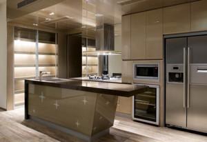 精美厨房设计图