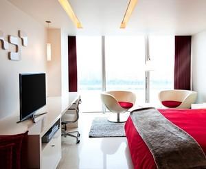 2015时尚主题酒店个性卧室设计