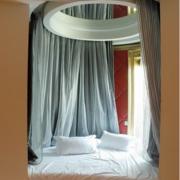 唯美的窗帘设计图