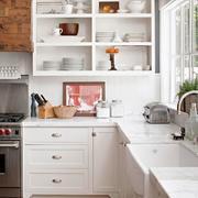 独特的厨房设计图