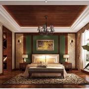 大户型卧室整体图