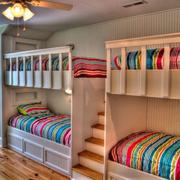 现代卧室色调搭配