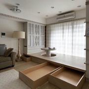 现代卧室设计图
