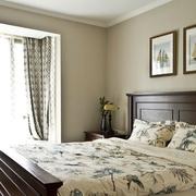 卧室设计窗帘设计