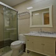 卫生间内部灯光设计