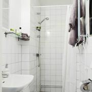 浴室背景墙造型图