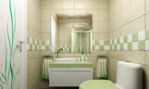迷你款小卫生间装修效果图