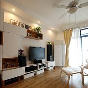 简单朴实欧式客厅装修