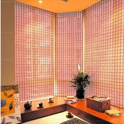 东南亚客厅窗帘装修