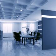 现代会议室设计图
