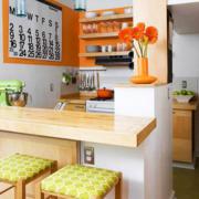 现代厨房整体造型