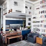 单身公寓背景墙设计图