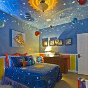 精致的卧室色调搭配