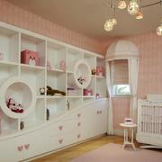 儿童房衣柜图