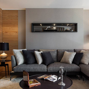 现代客厅设计整体图