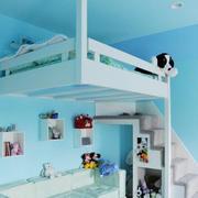单身公寓床架构造