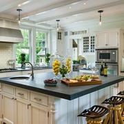 厨房整体橱柜造型图
