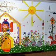 绚丽的幼儿园设计