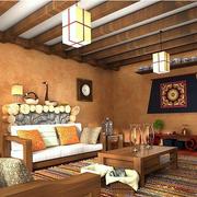 阁楼客厅设计