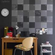 单身公寓背景墙造型图