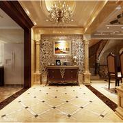 现代客厅造型图