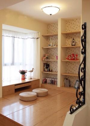 文艺少女必爱款 靓丽清新单身公寓装修效果图