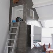 唯美阁楼卧室设计图