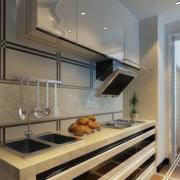 厨房设计装修精致图