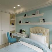 现代卧室模板鉴赏